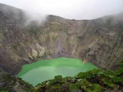 Irazu Volcano Cartago Province
