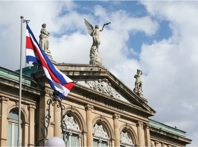 San José National Theater Costa Rica